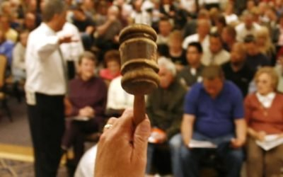 TIPS TO PREPARE FOR AN AUCTION