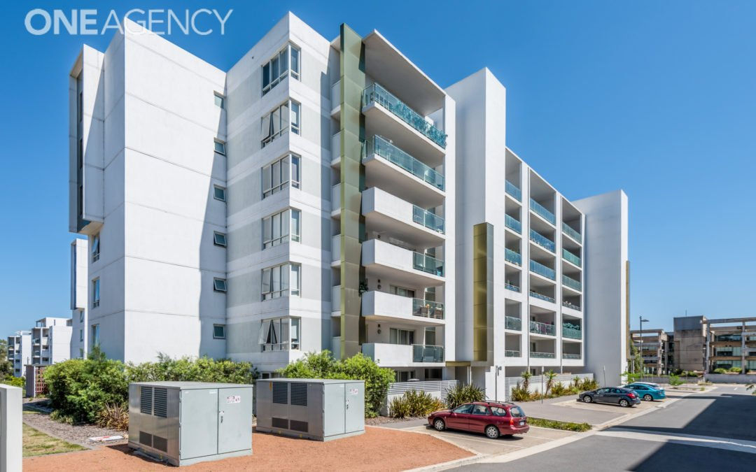 88/64 College Street, Belconnen  ACT  2617