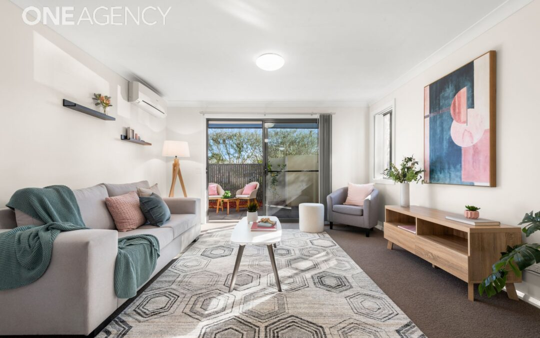 29/82 Henry Kendall Street, Franklin  ACT  2913
